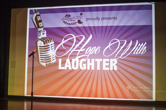 Hope with Laughter 2016